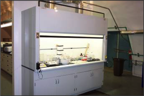Explosive Materials Analysis Laboratory